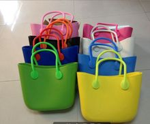 Promotional Silicone rubber beach bag gift ideas