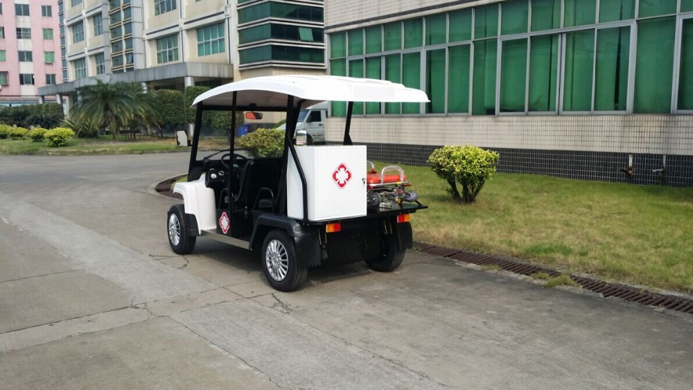 personal transport best price ambulance electric utility vehicle golf cart