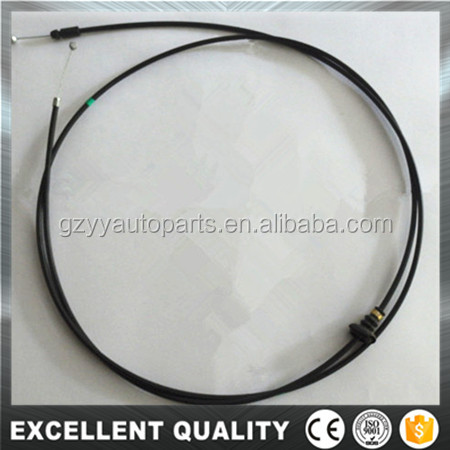 auto cable front bonnet cable for toyota hilux vigo 53630-0K010
