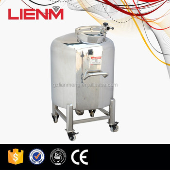 China Perfume Mixing Machine Perfume Storage Sealed Tank