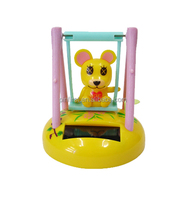 Wholesale New Design Solar -powered Swing Mouse Toy