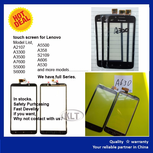 For Alcatel J320 Display TouchScreen Spare Part Original Pantalla dispay glass for alcatel in stock
