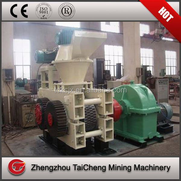 Wonderful technology egg shape brown coal ball press machine for sale for all kinds of powder