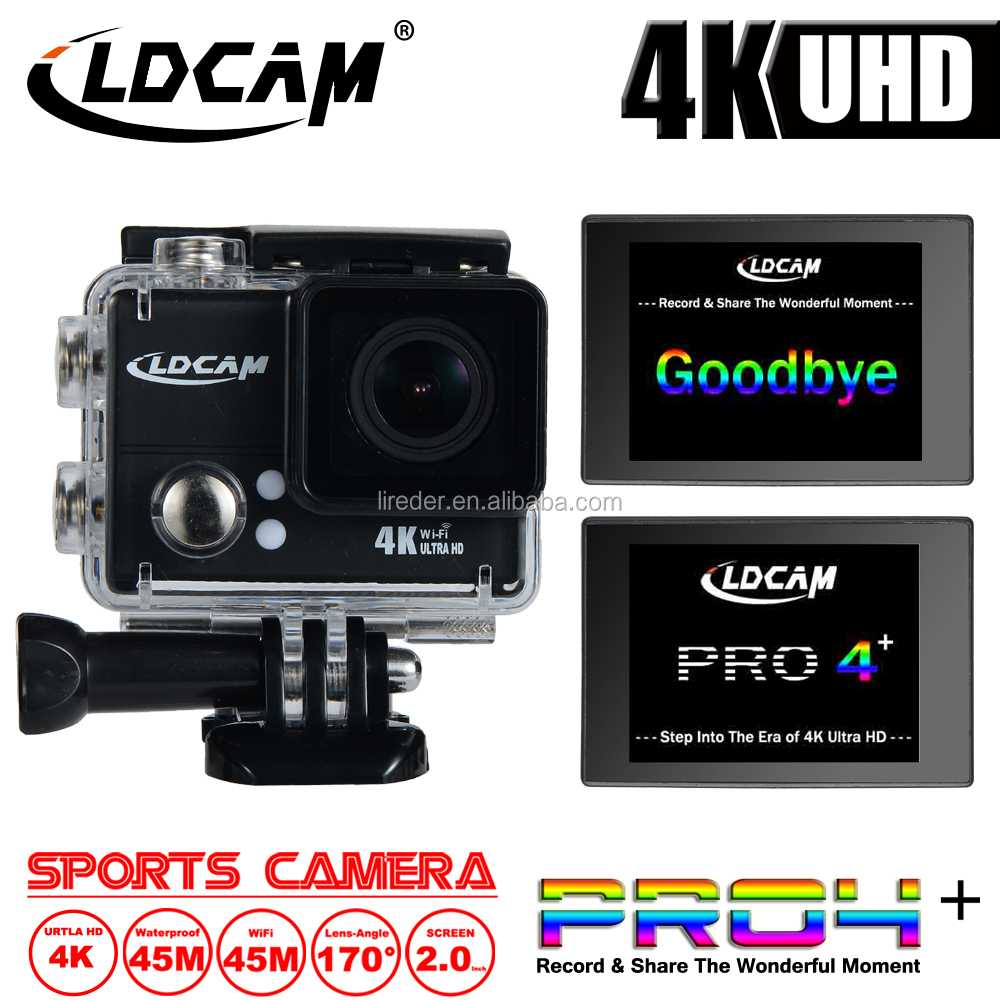 Factory Wholesales sj 9000 2.0inch 4k Sport Action Camera