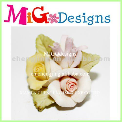 Handmade Decorations Wholesale Gifts Ceramic Flowers