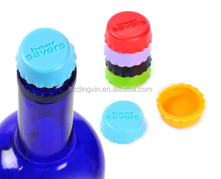 Champagne Pressure Stopper Wine Saver Sealer Bottle Pump Square Silicone Bottle With Cork