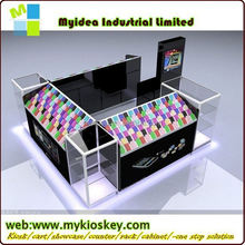 Unique mobile phone store interior design for sale phones