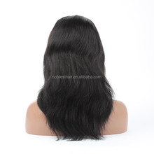 wholesale malaysian virgin hair,grey color lace front wig
