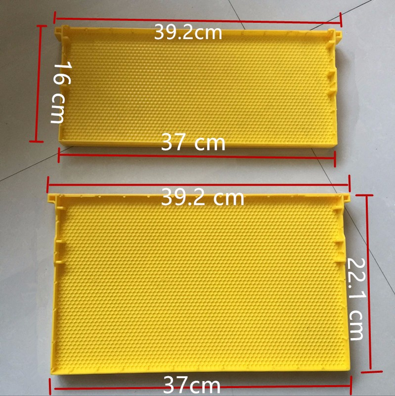 Hot Selling In Overseas Beehive Frames Plastic Bee Frame With ...