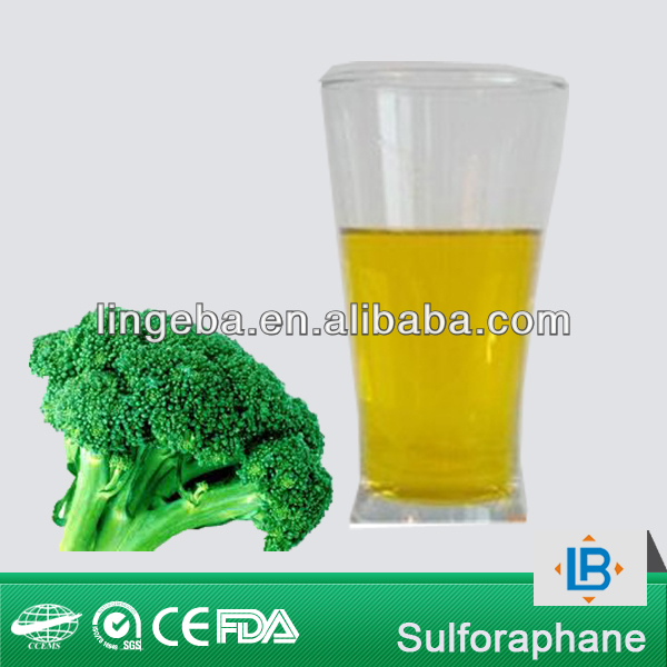 LGB broccoli seeds extract L-sulforaphane 50% purity,142825-10-3