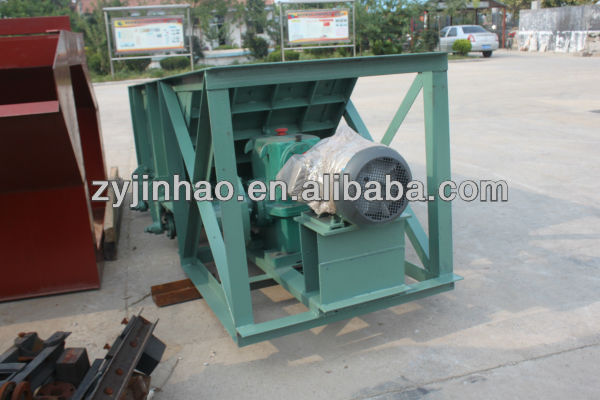 Chute feeder with traditional methods