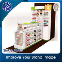 New design beauty salon products display furniture sets for sale