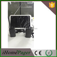 Wireless ihome beijing yinhe Restaurant server paging system