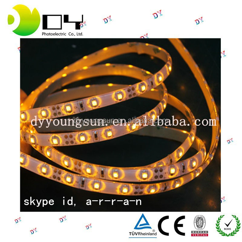 led strip 5050 60led strip lighting with cheaper price