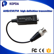 AHD/CVI/TVI passive transceiver video balun
