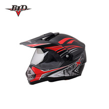 China Motorcycle Accessories Full Face Helmet Motocross Safety Hat