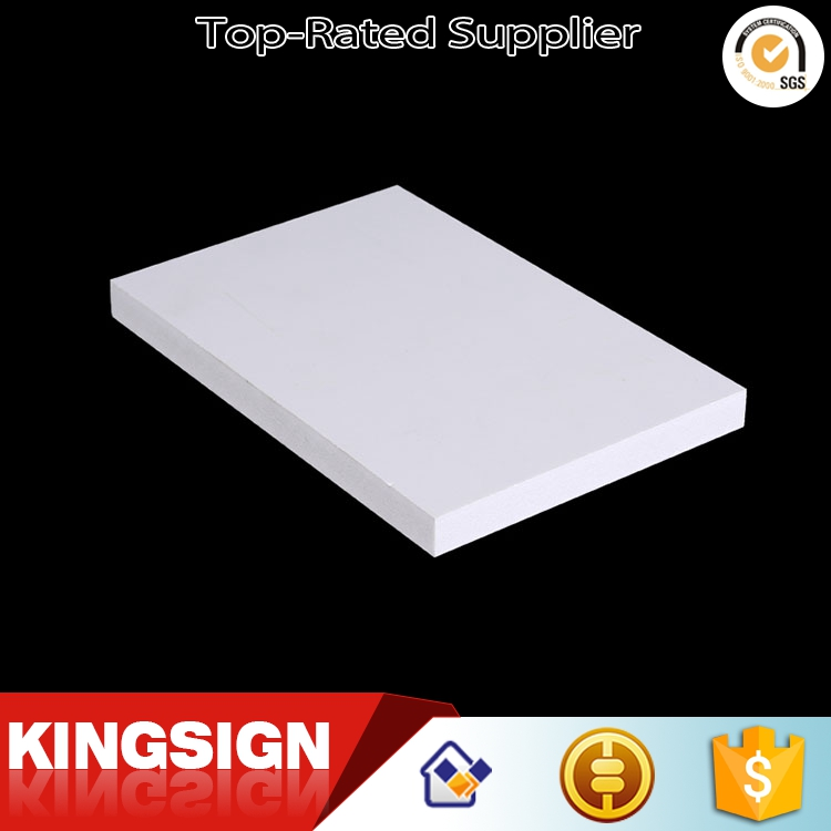 New Wholesale excellent quality china rigid plastic pvc foam sheet