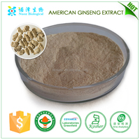 Factory price provide high quality ginseng extract 1%-80%,pelargonium sidoides extract