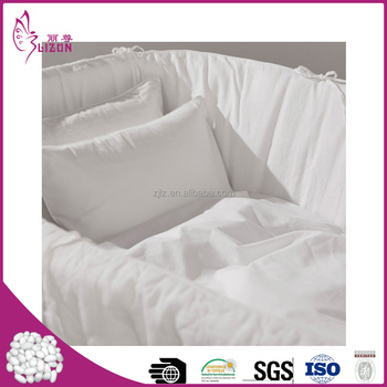 Top quality factory wholesale silk baby cot bed pillow /baby cot bed pillow