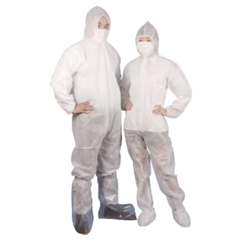 standard breathable disposable coverall