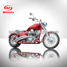 250cc v-twin engine two cylinders 250cc gas chopper (HBM250V)