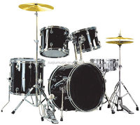5-PC PVC Electronic Drum Set/Cheap Drums
