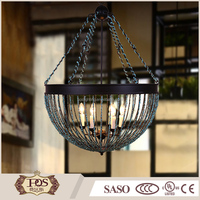 factory direct indoor lighting green color led chandeliers & pendant lights