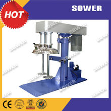 Sower Double Shaft Resin Mixer /Resin Disperser