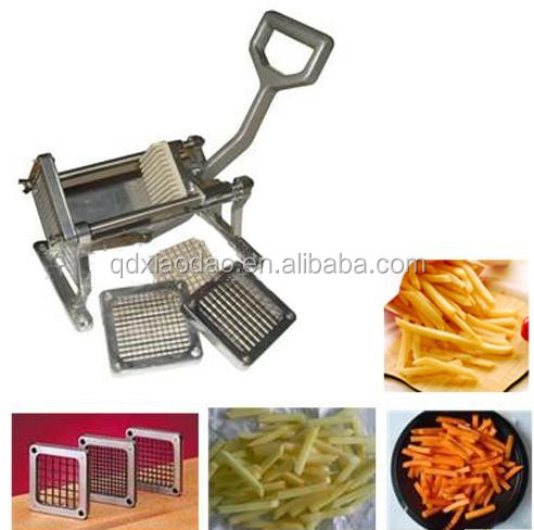 manual french fries cutter / potato chips cutter