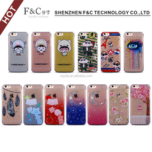 For Apple Compatible Brand and PVC Material Waterproof Phone Case For iphone 6