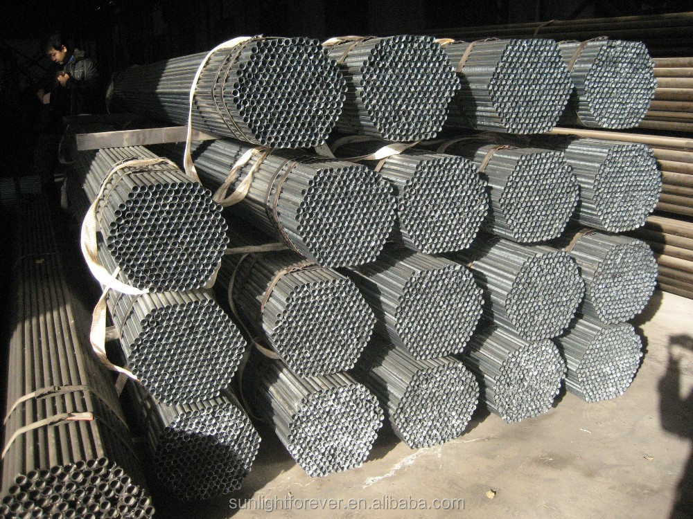 Buy Pregalvanized galvanized steel pipe price,galvanized steel price per ton,steel galvanized pipe for greenhouse