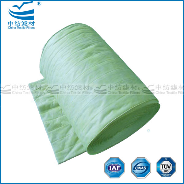 Ultrasonically welded bag filter cost