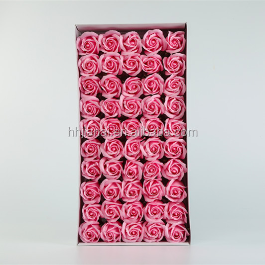 Wholesale Multicolor Soap Flower Valentine's Day Gifts
