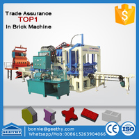 press paving making machine qt4-20 block making machine