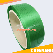 China Manufacturer Pallet Band green Plastic Packing Strip for stalinite