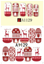 Nail Art Autocollants Stickers Stamping BRICOLAGE Nail Décoration