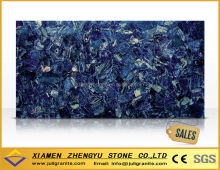 Natural Stone Blue sodalite slab