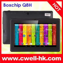 2016 Newest product Boxchip Q8H gaming laptop & laptop computer 7 inch checp Android 4.4.2 Tablet PC 7 Inch 5