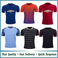 Sublimation Thailand Quality Football Kits Uniforms Football Shirts China Factory