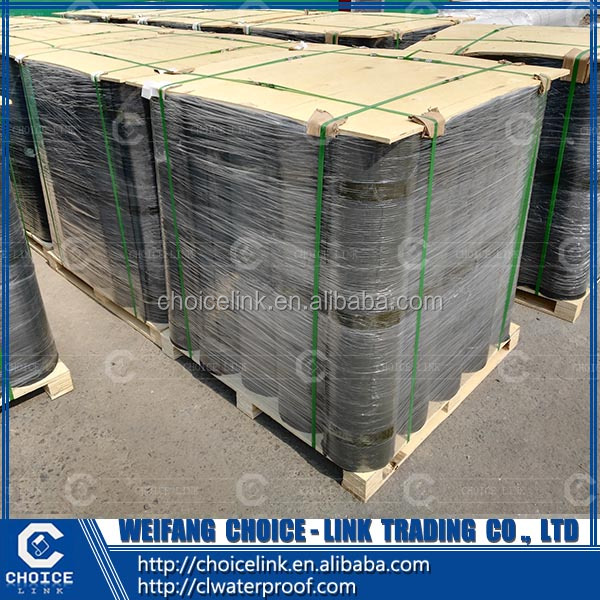 self-adhesive waterproofing membrane asphalt waterproof membrane