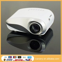 Full hd 3d led projector hologram projector portable mini projector