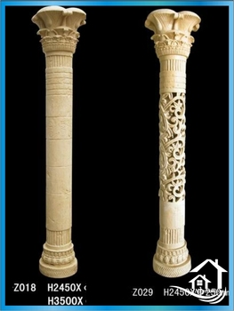Contemporary interior decorative columns buy interior for Where to buy columns for house