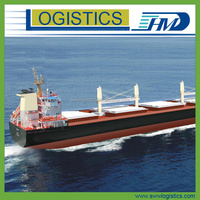fast sea freight/ocean freight/freight forwarder from Shanghai China to Seoul, Korea