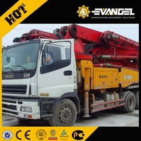 SYG5271THB SANY 38m junjin concrete pump truck sale good price