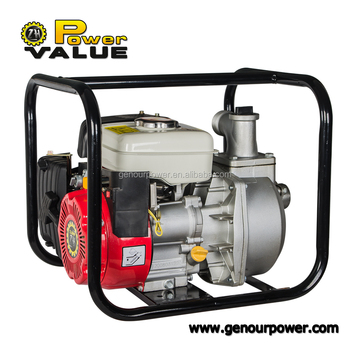 Hot sale! China manufacturer 1.5 inch gasoline water pump for irrigation