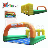 Inflatable Race Track, Road Race Track toys,Inflatable Quad Track ( CH-ISG2014 )