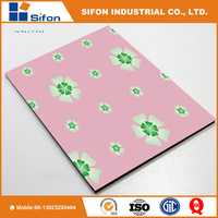 Directly Sale Aluminum Composite Panel Factory ,Fireproof Acp For Bathroom Design