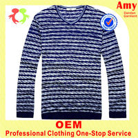 fashion dress man sweater design crochet knitting for male woolen knitted sweater