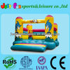 Commercial inflatable castle mini bouncy jump inflatable bounce house