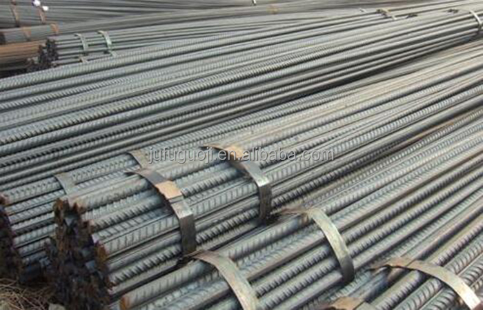 PSB500 Scres-thread Steel Bars prestressed rebar with bolt and nut/PSB830/930/1080 Post Tensioning Bar